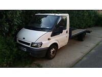 Ford transit recovery truck for sale.