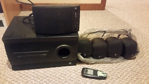 Selling surround sound system