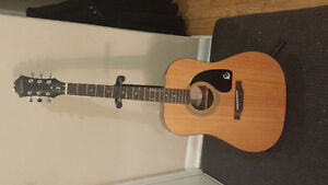 Epiphone guitar, hardly used