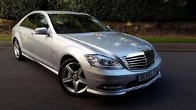 ~LOOK~FACELIFT~2009 59 MERCEDES S350 CDI BLUEEFFICIENCY ~FULL AMG SPORTS PACK~