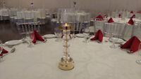 Rent Event Decor and Do Your Own - SAVE BIG