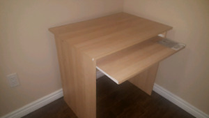 Computer Table with Key Board Tray - Price Negotiable