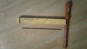HOHNER C-DESCANT RECORDER Cornwall Ontario image 1