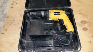 DEWALT DW255 DRILL GYPSE TOURNEVIS VISSEUSE DRYWALL SCREWDRIVER