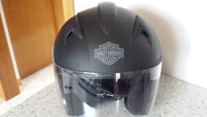 Harley Davidson ¾ helmet, EXCELLENT condition
