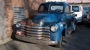 1951 Chevy 3100 - Chevrolet 1/2 ton pickup