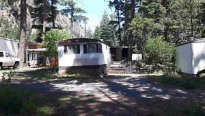 Why rent? Own your own 2 bedroom mobile home.