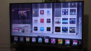 "Like New 42"" LG Smart TV!"