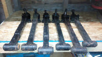 Howe tubular ford lower control arms
