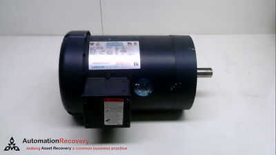 LEESON ELECTRIC COMPANY G120037.00, AC MOTOR, RPM: 1800, 60HZ #235601