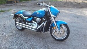Mint Condition 2009 Suzuki M90 Boulebvard