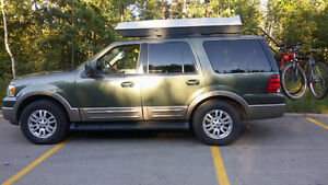 Price reduced Ford Expedition Eddie Bauer Great Road Trip Car