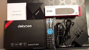 EXCELLENT DOLAMEE D5 ANDROID TV BOX
