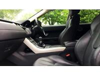 2014 Land Rover Range Rover Evoque 2.2 SD4 Pure 5dr (Tech Pack) Manual Diesel 4x