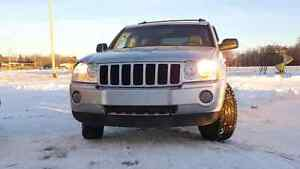 2007 jeep grand cherokee **DIESEL** REDUCED**$9,800 OBO