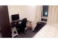 1 furnished single room with parking space