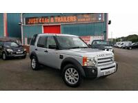 LAND ROVER DISCOVERY 3 SE TDV6 7 SEAT 4X4 SERVICE HISTORY GOOD SPEC VERY CLEAN