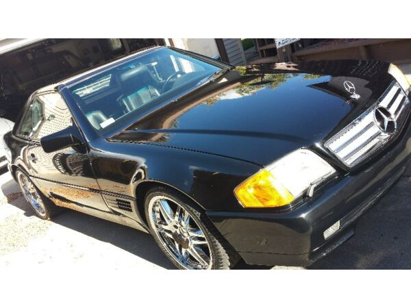 Used 1991 Mercedes-Benz SL-Class