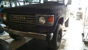 1987 HJ60 Toyota Land Cruiser 24volt