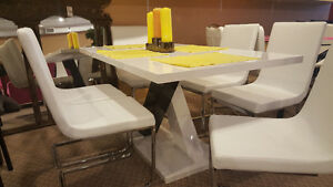 ★★★TODAY★★★SALE GET Modern 7pc Dining room with Chairs★★★