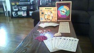 Tucket Toy Corp. BINGO Game <<< COMPLETE>>>