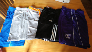 Boys Athletic Shorts Size 12-14