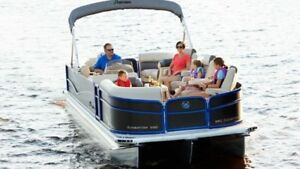 2017 Premier-pontoons SUNSATION RF 250