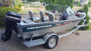 2004 Tracker Targa