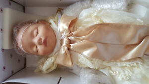 Royal Commemorative collectible doll.