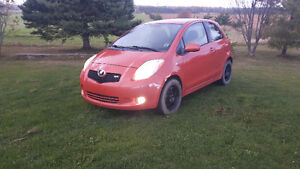 2006 Toyota Yaris RS    Supercharged