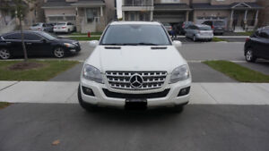 2010 Mercedes-Benz ML 350 Bluetec Premium Package
