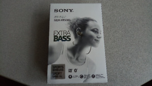 New Open Box Sony Wireless Headphones