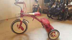 Unisex tricycle for toddlers