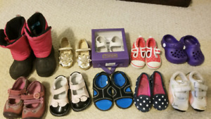 Girls shoe lot - will sell separate as well