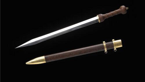 Gladius Roman Sword European Sword 1095 High Carbon Steel Functional Sharp