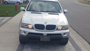 2005 BMW X5 Black SUV - Priced to sell !