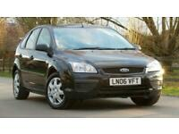 2006 Ford Focus 1.6 LX 5dr Hatchback Petrol Automatic