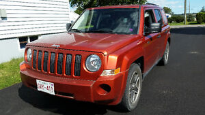 2009 Jeep Patriot North Edition SUV, (5 SPEED) 4X4