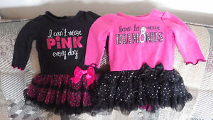 Girls 3-6 month fancy dresses
