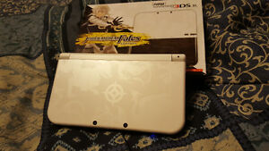 Fire Emblem New 3DS XL w/charger used GOOD CONDITION