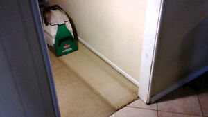 CARPET CLEANING!  / $60 for 3 ROOMS/ $80 for 4 rooms; BRAMPTON