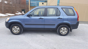 2002 Honda Crv AWD excellent shape