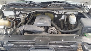 6.0 chevy engine complete 176,000 kms