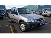 HONDA CRV AUTOMATIC ONE OWNER VERY CLEAN LONG MOT GREAT VALUE 4X4 ESTATE