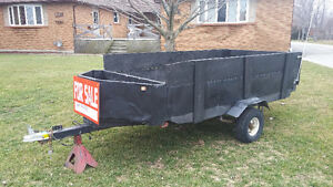 Utility trailer for sale $400
