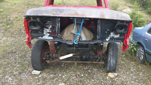 1979 4x4 resto or parts