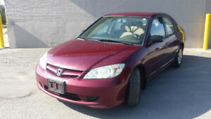 2004 Honda Civic Sedan for sale