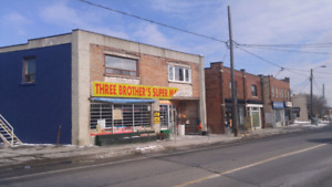 COMMERCIAL SPACE FOR LEASE MID-MAY!!