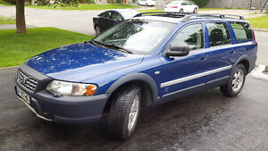 2001 Volvo XC (Cross Country) Ocean Race Edition Wagon