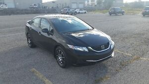 2013 HONDA CIVIC LX SEDAN 58,000 KMS FOR $ 9,900